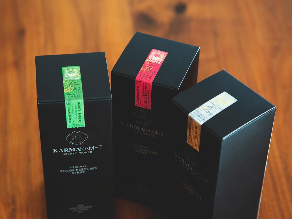 「心地いい記憶」を調香した、モダンな香り。ルームスプレー・ルームパフューム|タイ王室御用達のアロマブランド『KARMAKAMET(カルマカメット)』