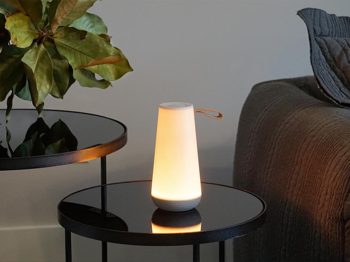 誰がどこにいても、臨場感溢れるHi-Fiサウンドを味合うことができる。「音」と「光」の調和するワイヤレスHi-Fiスピーカー|Pablo UMA MINI