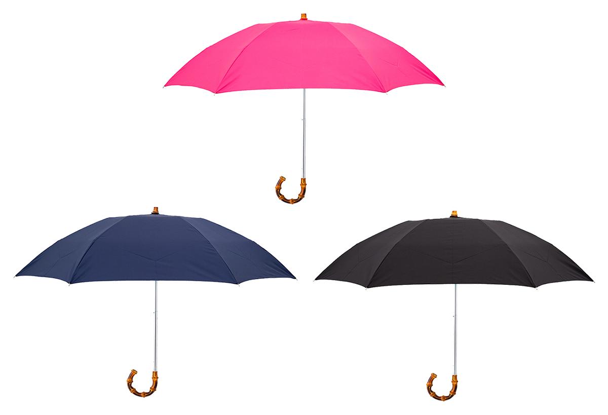 シンプルでありながら細部にこだわりが詰まった、大人の女性にふさわしいデザインの「日傘・長傘」|BON BON STORE