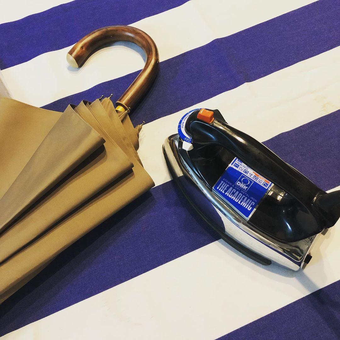 傘を長く愛用できる。メンテナンス、たしなみ術「日傘・長傘」|BON BON STORE