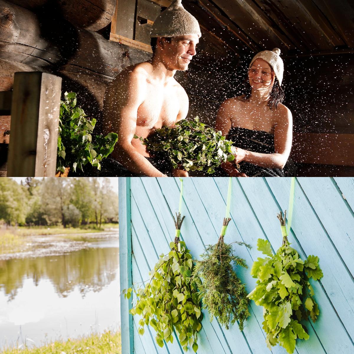 1年中サウナを楽しむフィンランドの人々にとっても、太陽の季節、白樺の香りに包まれながらのサウナは、格別な心地よさ|バスルームがフィンランドの森になる、「白樺の若葉」と「森の土」の香りのボディーソープ|OSMIA(オスミア)