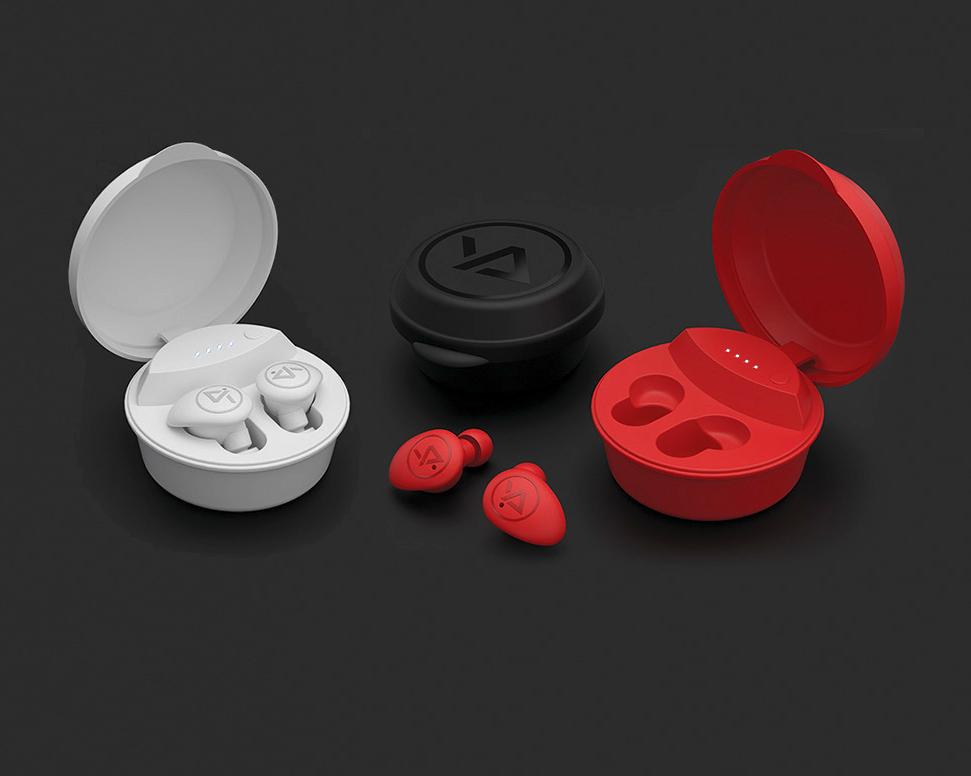 防水設計・Bluetooth5対応・高機能・高音質の低価格のワイヤレスイヤホン