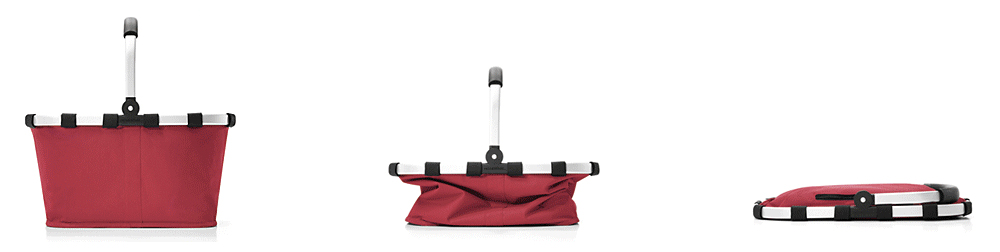 ドイツ製のミニマムなデザインが特徴のキャリーバッグ