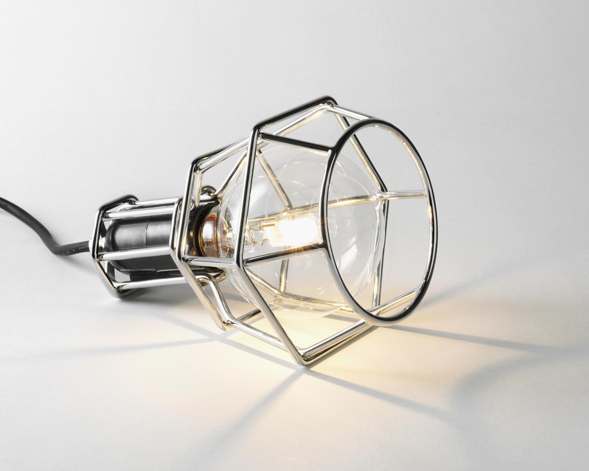 北欧・スウェーデン生まれ作業用ランプに着想を得たデザイン照明|DESIGN STOCKHOLM(Work Lamp)