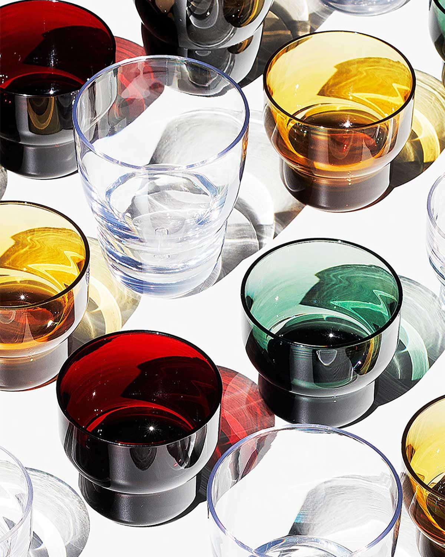 ほっとする、普遍的なカタチ、『双円』は、ひとつのカタチを異業種・異素材で展開するブランド。ずっと割れない保証付き、落としても割れない「樹脂製グラス」|双円(そうえん)