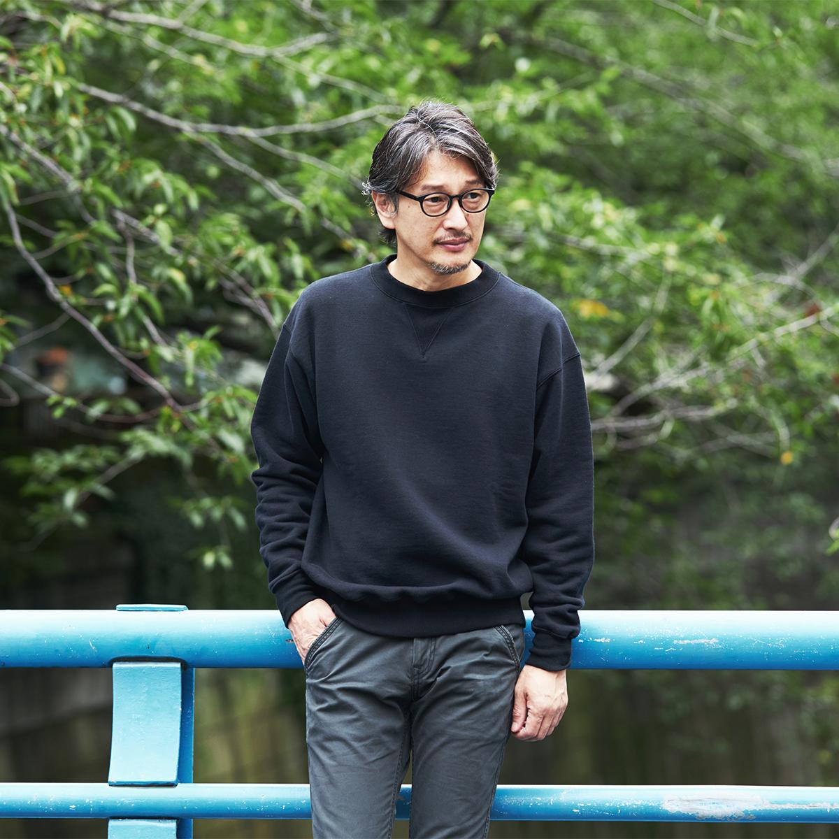 経年変化したヴィンテージアーカイブから読み解くスウェットの名作。スポルディング社の名作から、現存していない「ブラック」をMade in Japanで「トレーニングシャツ」|A.G. Spalding & Bros
