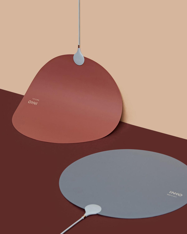 わずか1ミリの薄いシートが冷えたカラダを気持ちよく温めてくれる。くるくる丸めてどこでも持っていけるシート型ヒーター「USB式温熱マット」|INKO(インコ)