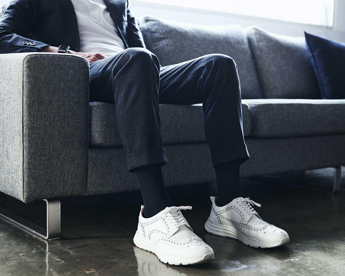 シャリッとしたひんやりした肌触り、蒸れないうえ消臭効果もある。涼しい夏の靴下|消臭効果、サラサラ効果が続く、美濃和紙を使った和紙靴下・和紙ソックス