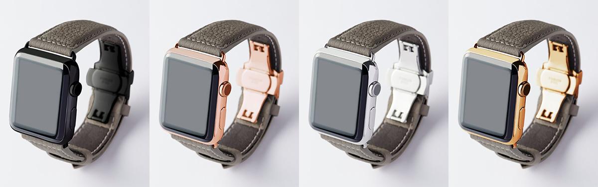 モナコエトープ|複数買いしたい、豊富なラインナップ。アクティブな腕元を洗練する、ワンタッチ着脱の「Apple Watchバンド」|EPONAS(エポナス)