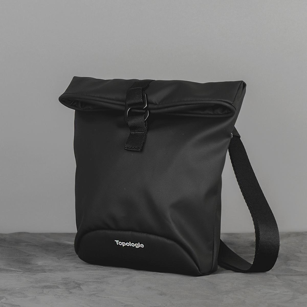 「4WAYウエストバッグ」(水濡れや汚れに強いドライコレクション)|Topologie