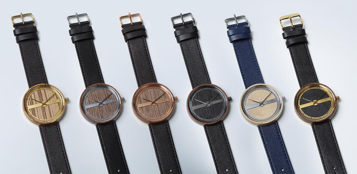 北欧デザインの巨匠が生んだ歴史を感じる、自然そのものを感じられる腕時計|VEJRHØJ