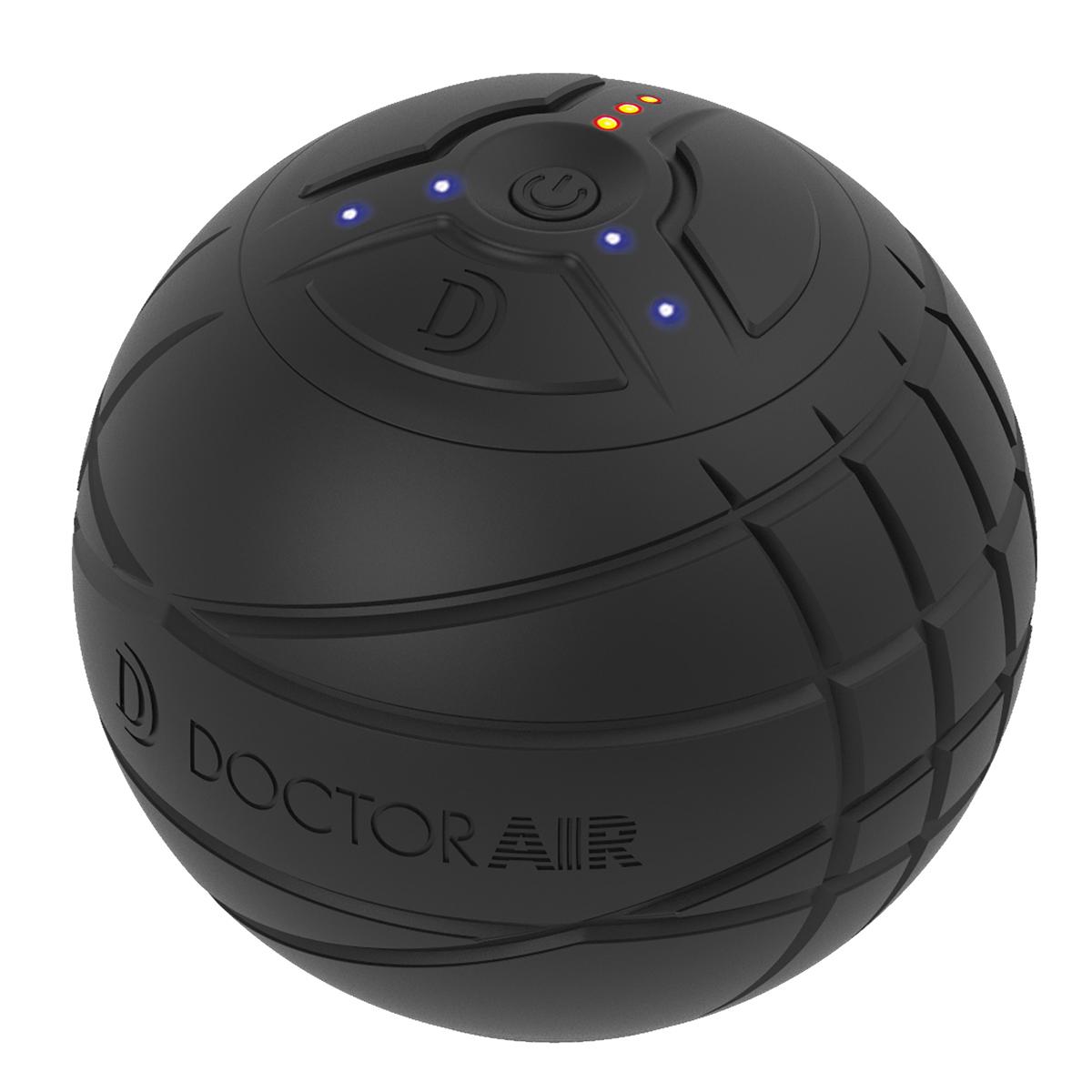 コリをためにくい身体になる。毎分4000回の振動で、筋肉を奥深くから揺さぶるストレッチボール|Dr.Air 3Dコンディショニングボール
