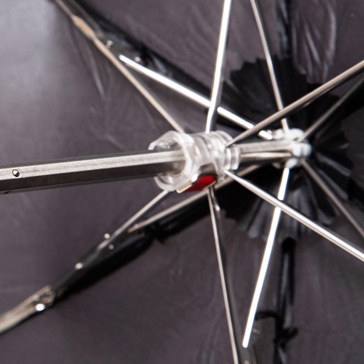 軽く、強く、折れにくい、カンタン収納設計、わずか17cmの世界最小級折りたたみ傘「マイクロ傘」|スギタ