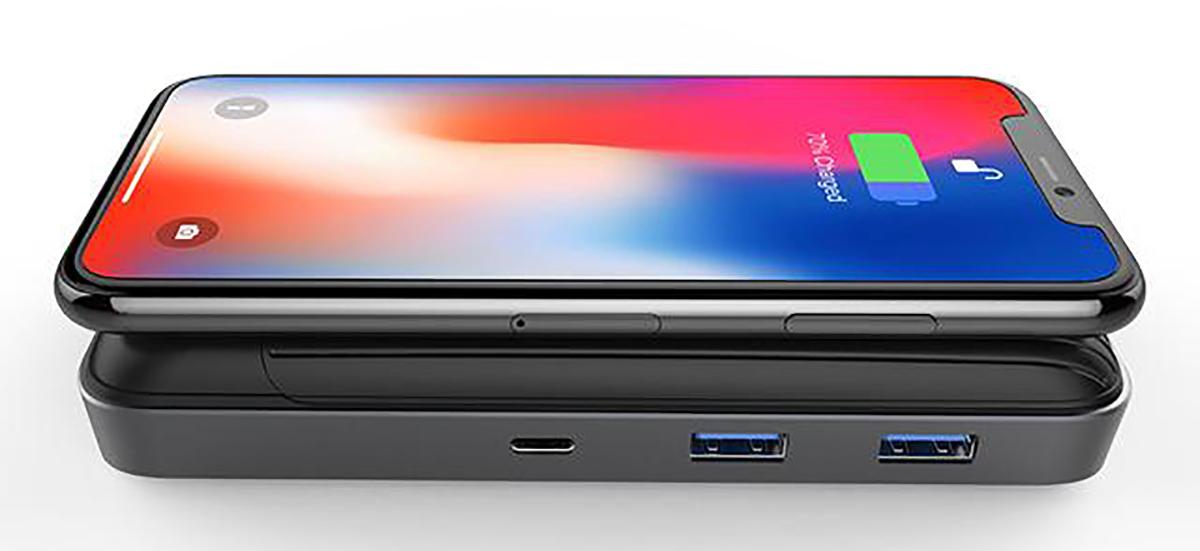 ケーブル1本で、「あなたのデスク」がどこでも再現できる「8in1 USB-Cハブ+ワイヤレス充電器」|Hyper Drive
