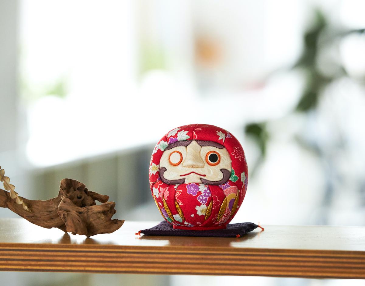 自分自身で楽しむにも、贈り物にしても喜ばれる開運・風水 招福だるま|柿沼人形