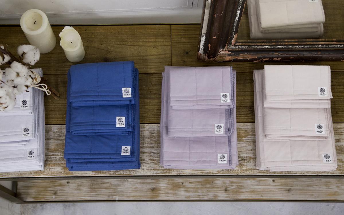 室内干しでも生乾き臭とは無縁の触れた瞬間に水を吸い上げ、すぐ乾く理想のタオル(ハンドタオル)|YARN HOME