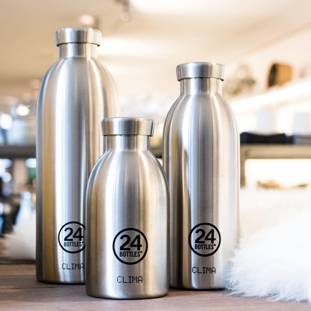 使うたびに、プラスチックを減らせるだけでなく、ペットボトル1本分をつくる二酸化炭素(CO2)を減らせる温暖化対策にもなる「マイボトル・タンブラー・水筒」|24Bottles(トゥエンティーフォーボトルズ)』