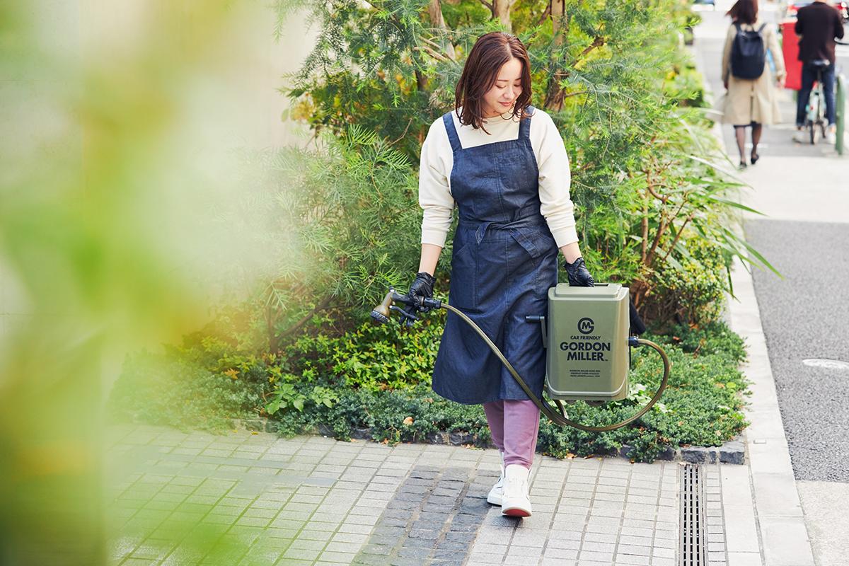オシャレでスタイリッシュなのに経済的。気分が上がる掃除道具。カー用品のオートバックスから生まれた『GORDON MILLER』(ゴードンミラー)