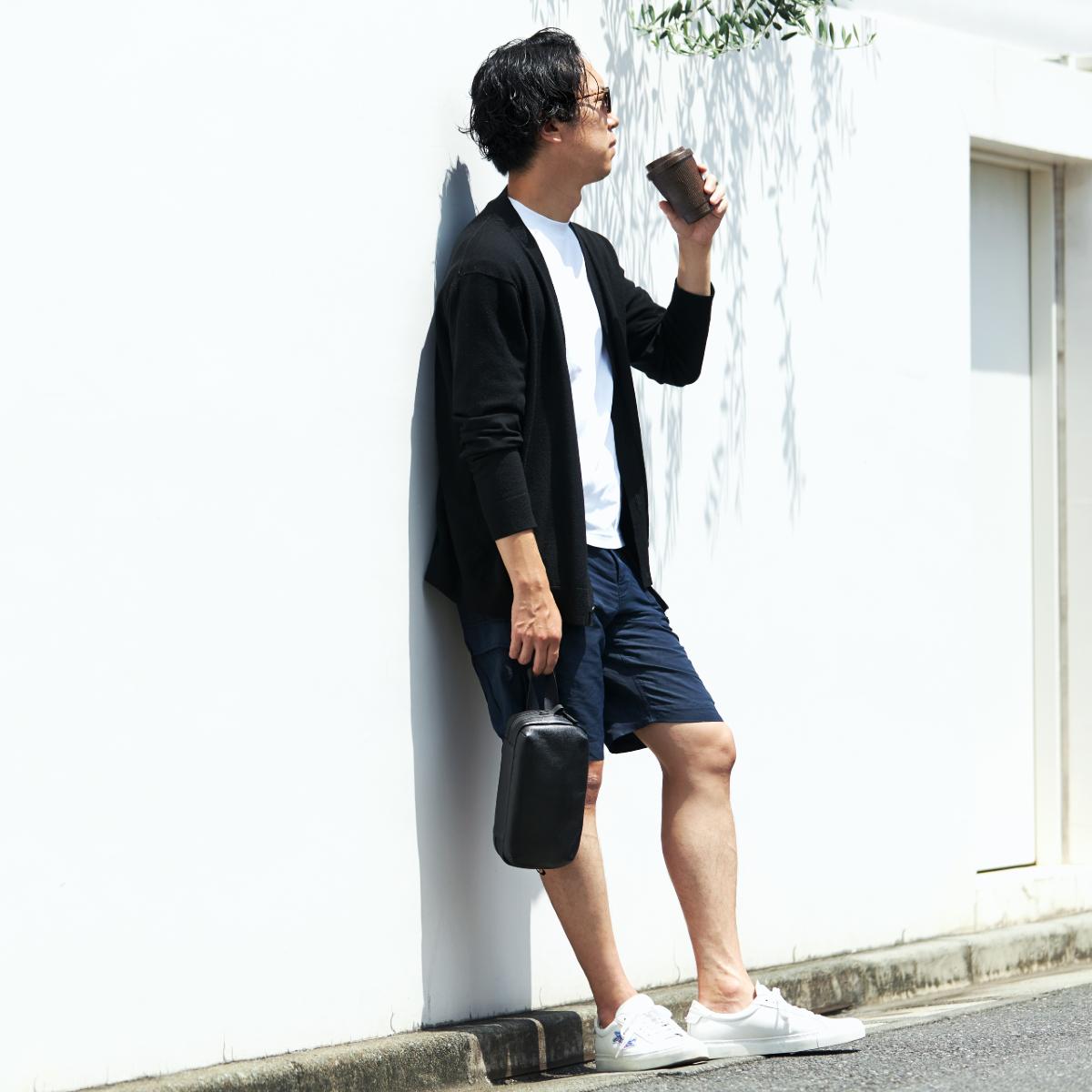 仕事にも遊びにもオンオフ使える 防水レザー、超軽量、直感ポケット付きの日本製レザーバッグ PCバッグ・トートバッグ・リュック・バックパック FARO(ファーロ)
