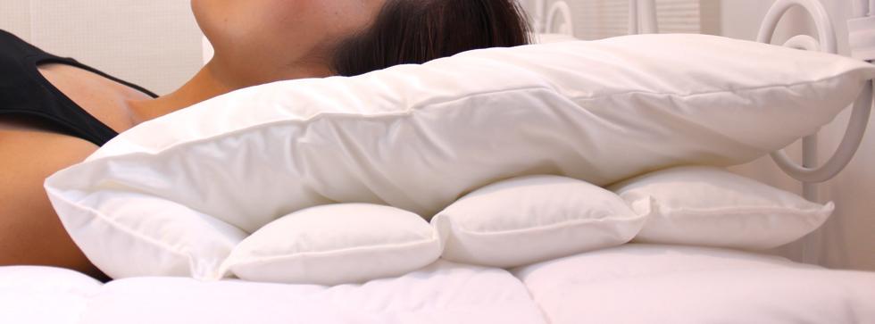 快適な睡眠へつながる理想の低反発のまくら(柔らかめ)