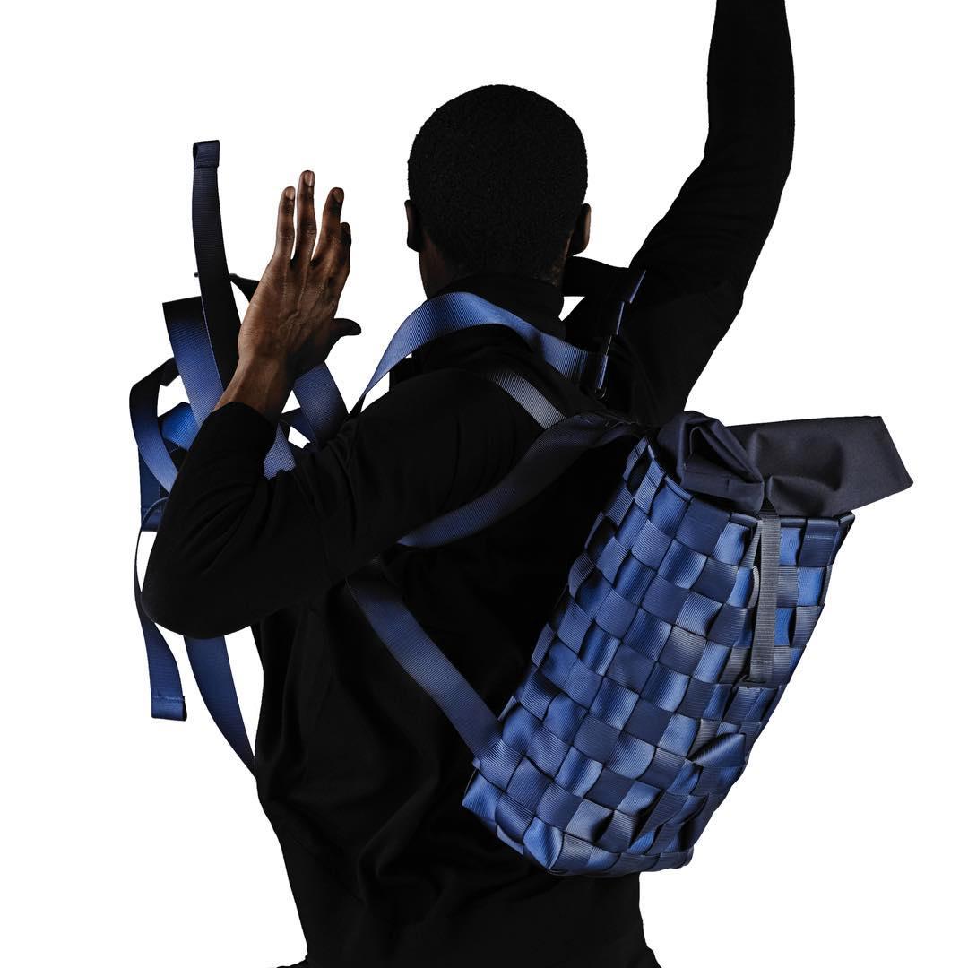 「修復可能な設計」を軸に展開する斬新なモジュール式バッグ。古代の発明を、今のカタチで楽しむ!取り外し可能なパーツの組み合わせで遊ぶ「モジュラー式バックパック」| PACK