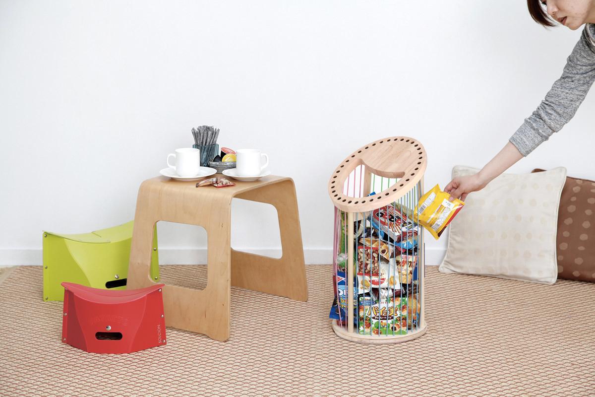 片づけ方のアイディアが広がるおもちゃ収納