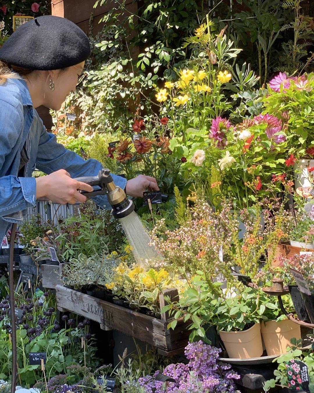 園芸のプロも使用するお洒落で使い勝手の良さ。庭の水やりも、ベランダや車の掃除も自在な「ホースリール」|Royal Gardeners Club(ロイヤルガーデナーズクラブ)