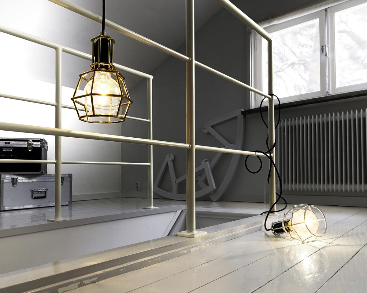 北欧・スウェーデン生まれの機能的でお洒落な照明|DESIGN STOCKHOLM(Work Lamp)