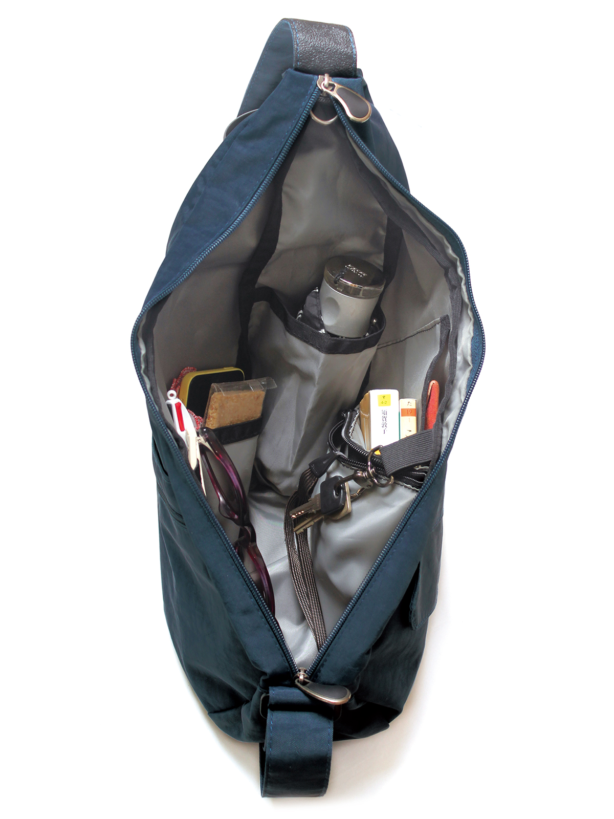 週末の買い物や日帰り旅行、通勤にぴったりのボディバッグ|Healthy Back Bag