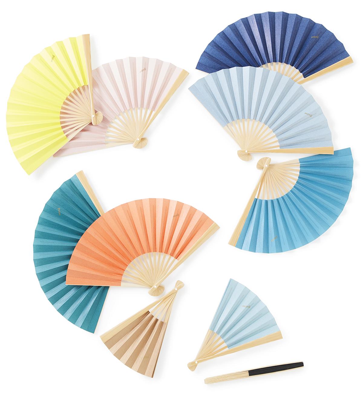 大人に相応しい、伝統製法で手仕事で作られたコンパクトな「京扇子」|MOYÖ 扇子