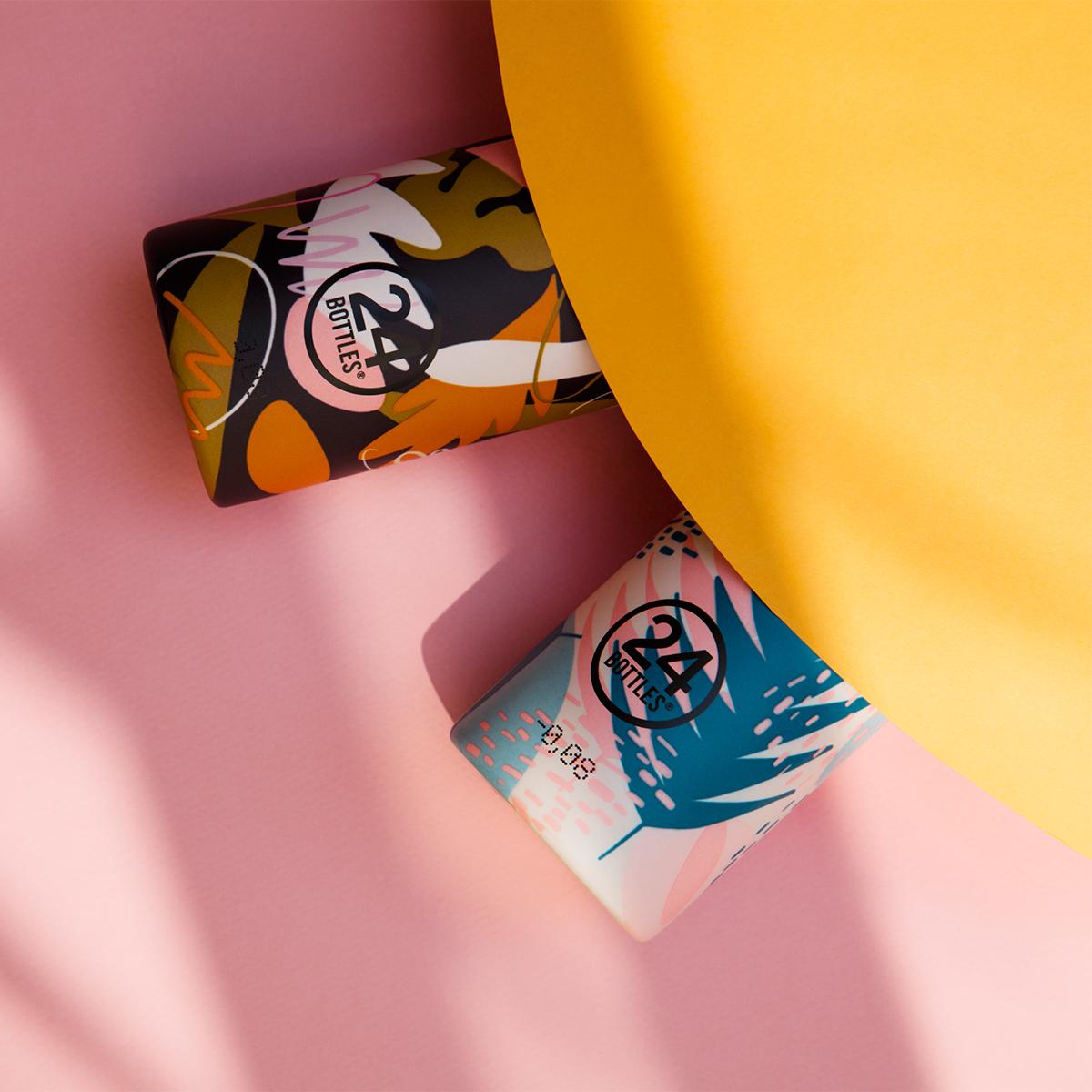 マイボトルは必須の時代。気分が上がる色柄豊富でおしゃれなイタリアンデザインの「マイボトル・タンブラー・水筒」|24Bottles(トゥエンティーフォーボトルズ)』