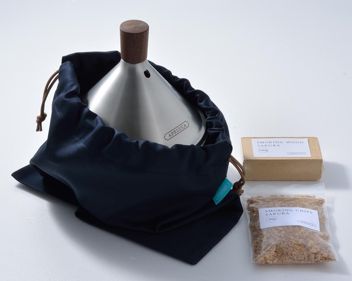 お酒のつまみに最適な燻製を自宅で作れる燻製機