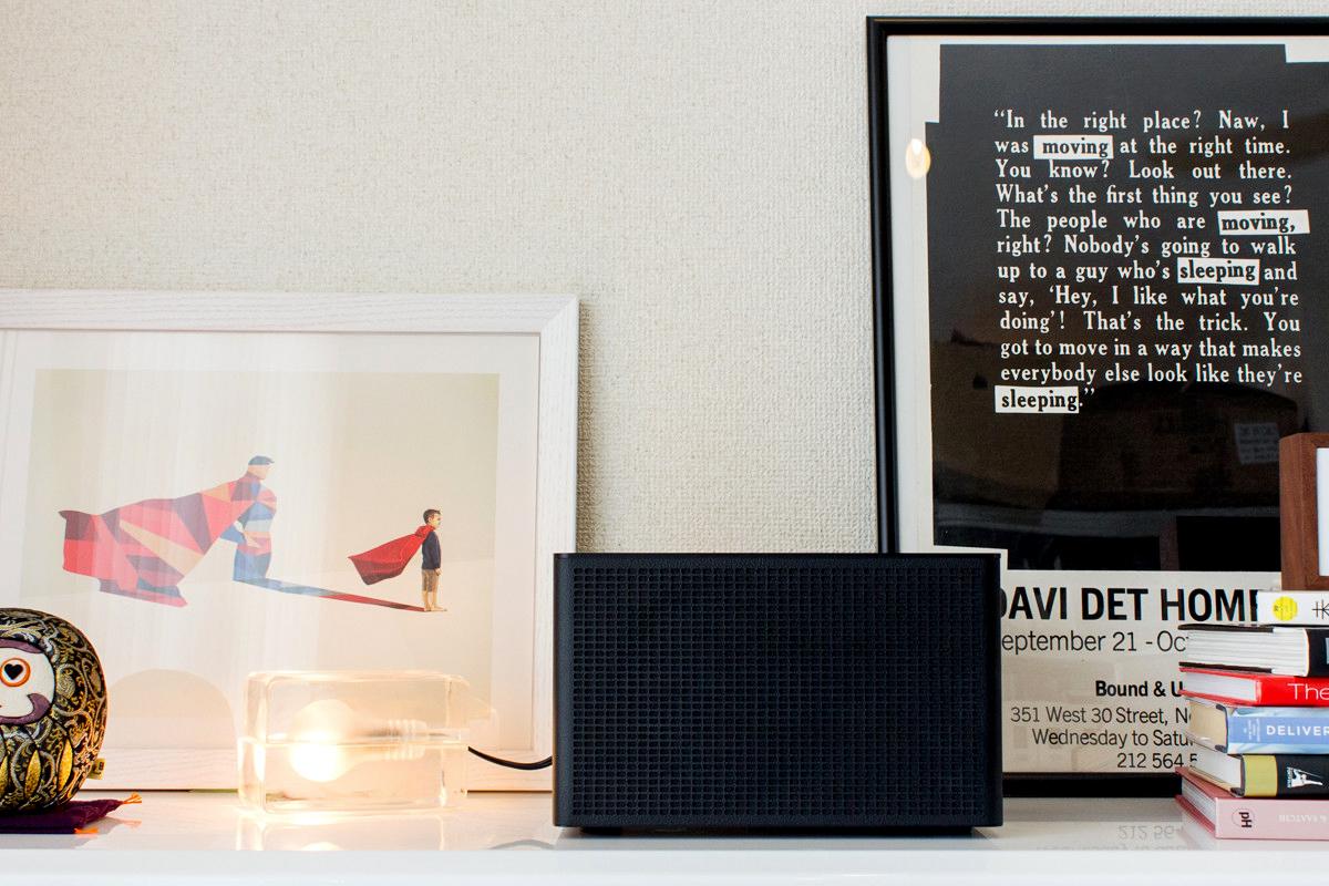 リーズナブルな価格で「贅沢」を実感できる高音質のHi-Fi オーディオ《Acustica Lounge》|GENEVA