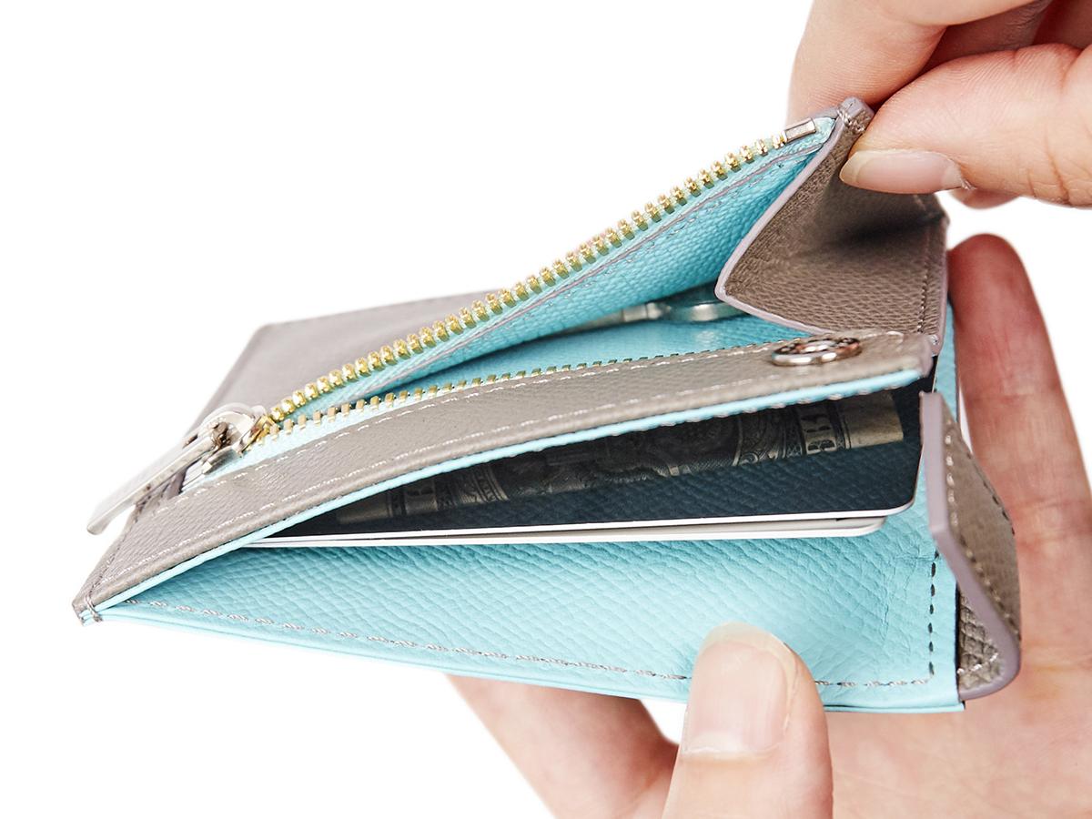 日本製の繊細で高度な職人技。無理なくミニマムを極めた、「薄い財布」の傑作(長財布、二つ折り財布、パスケース、カードホルダー)|ALBERTE