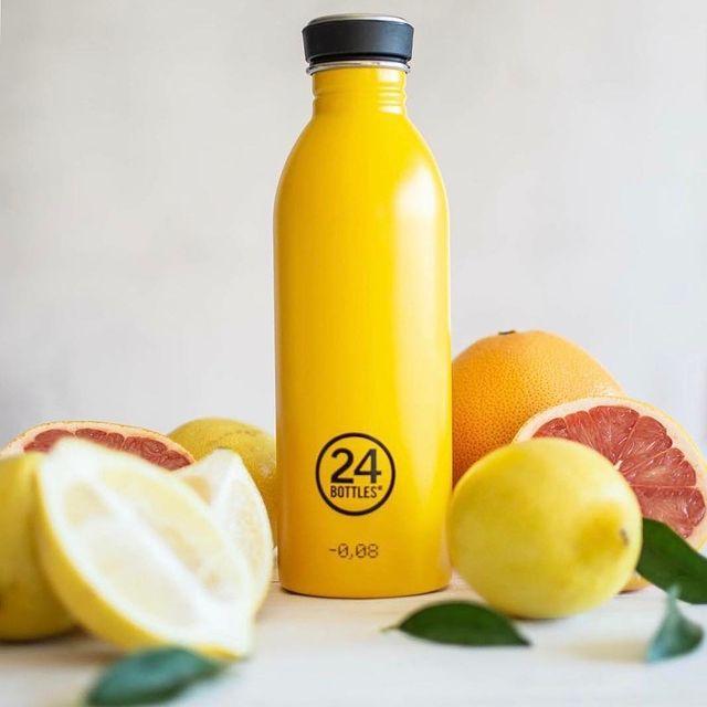 ますます広がる脱ペットボトル。気分が上がる色柄豊富なマイボトル。毎日持ち歩きたくなる、色柄豊富なイタリアンデザインのマイボトル|24Bottles(トゥエンティーフォーボトルズ)