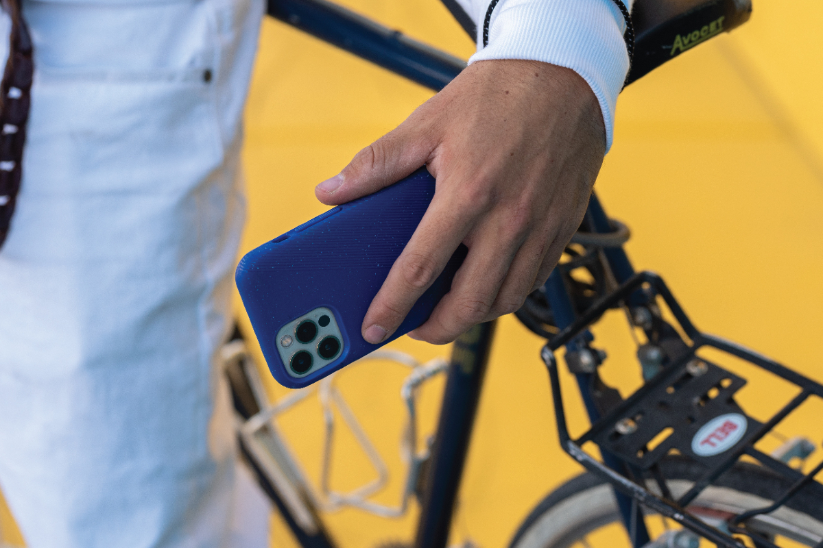 デバイスを守る断熱プレート「THERMOLINE™」を備え、あなたのiPhoneだけではなく、大切なバッテリーも保護してくれるスマホケース・カバー LANDER MOAB CASE(ランダー)