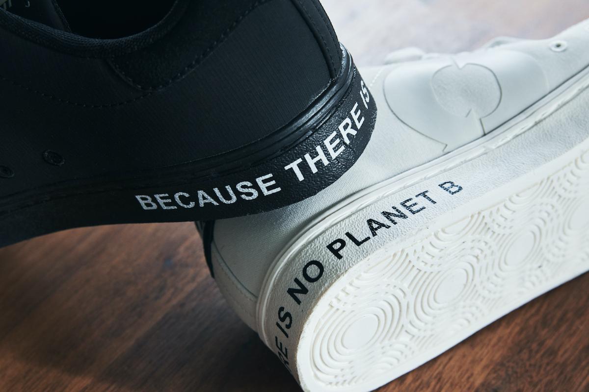 「Because there is no planet B(第2の地球はないのだから)」ゴミが、繊維に生まれ変わる!再生素材を使った、これからの「サステナブルスニーカー」|ECOALF