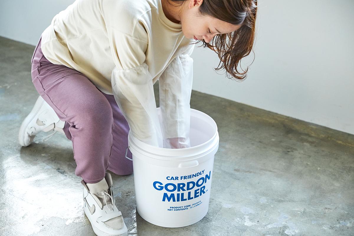 プロ仕様で丈夫で長持ち。おしゃれで機能的な掃除道具。カー用品のオートバックスから生まれた『GORDON MILLER』(ゴードンミラー)