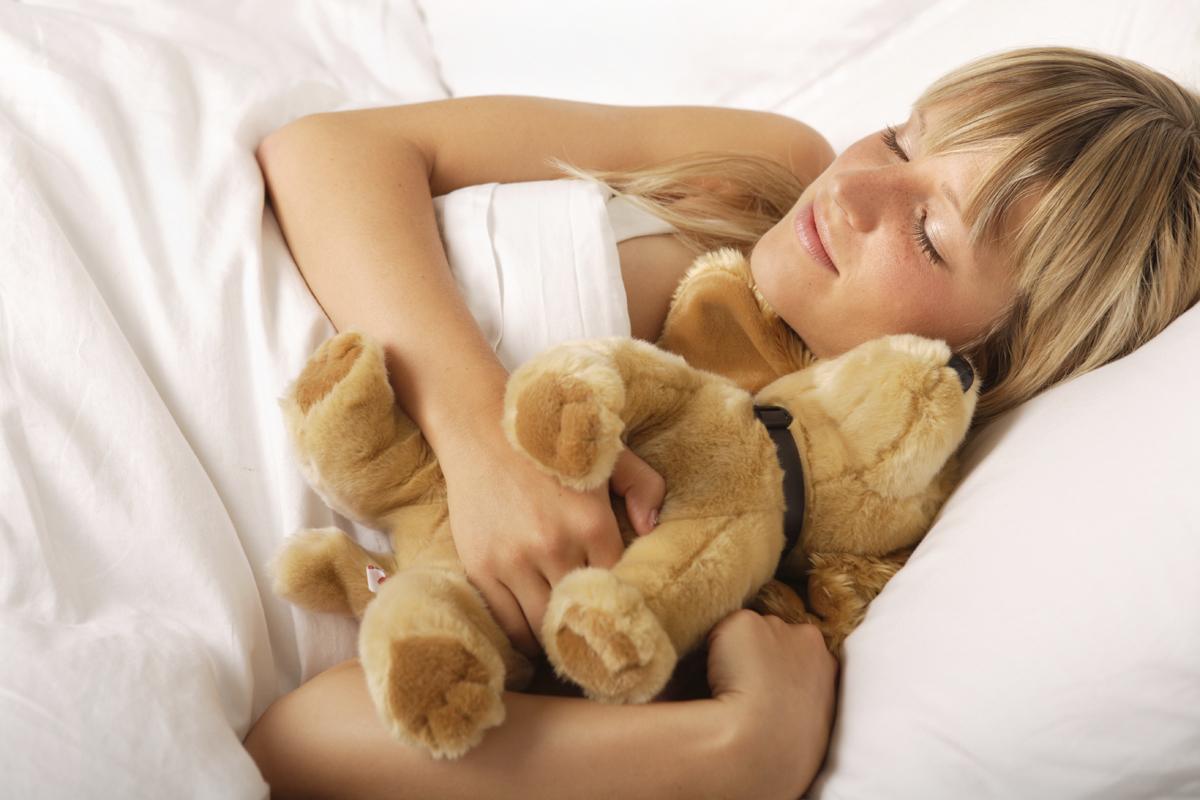 熟睡できる横寝、寝返りも快適の理想の枕