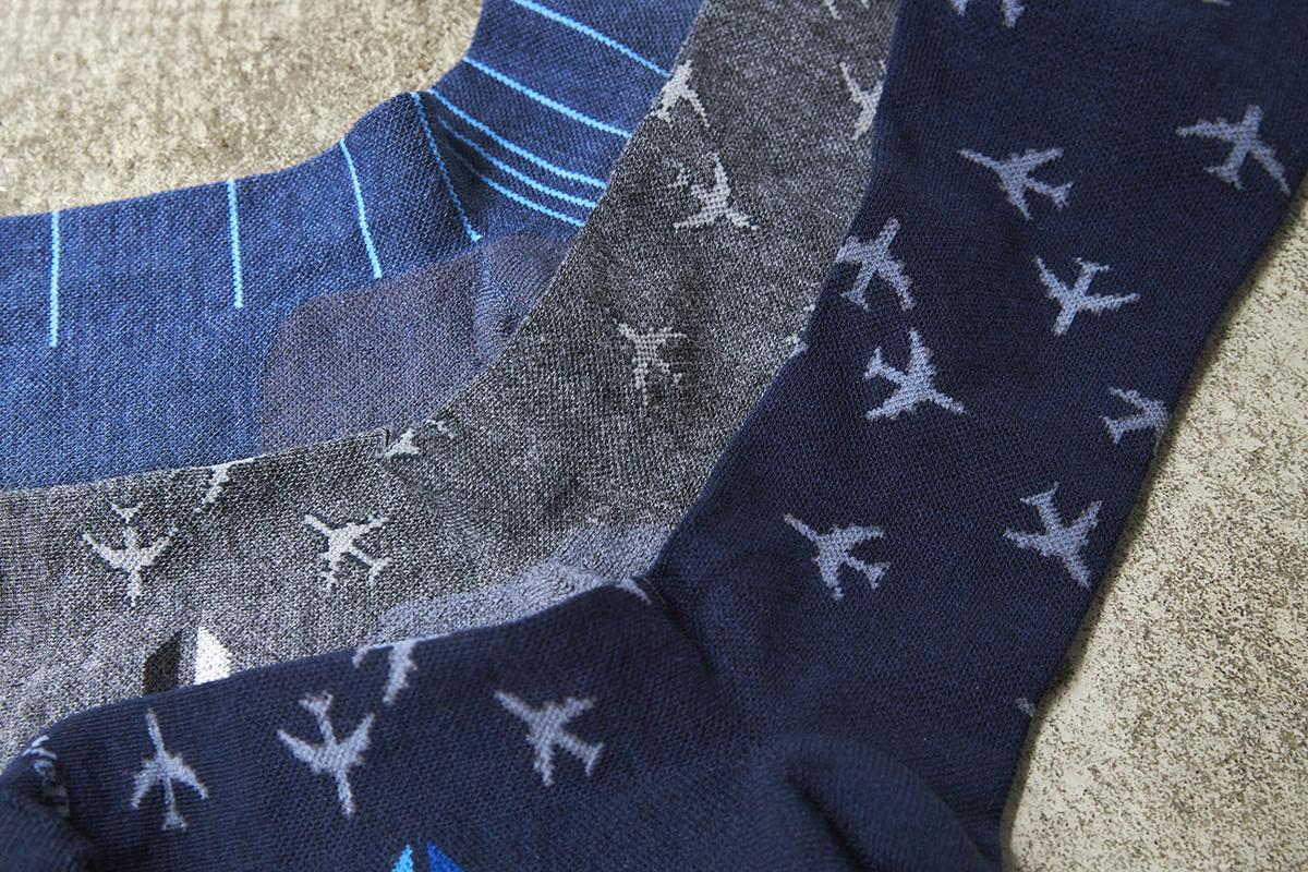 『Sockwell』に使われているのは、「ランブイエ・メリノ」という品種の羊からとれた、「メリノウール」。夏は涼しく冬は暖かいメリノウールを使用した、血液やリンパの流れをサポートする着圧ソックス(健康ソックス・靴下)|Sockwell(ソックウェル)