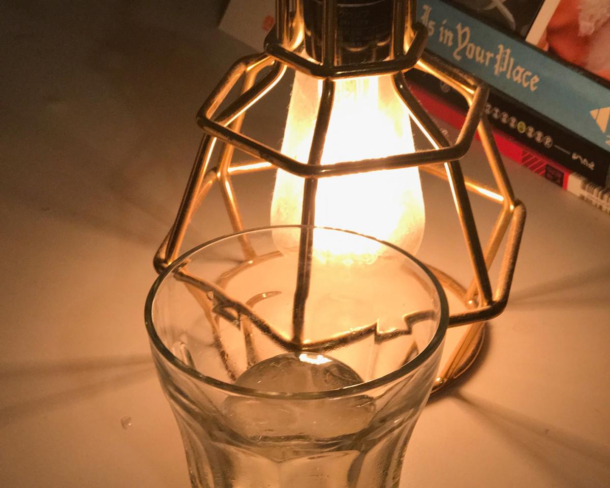 北欧・スウェーデン生まれの癒される作業用ランプ|DESIGN STOCKHOLM(Work Lamp)