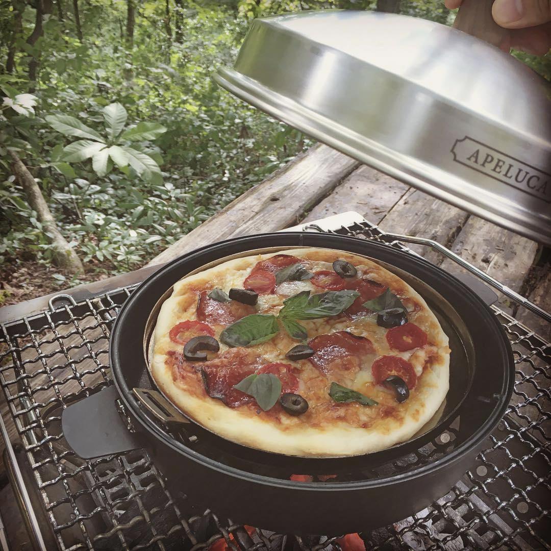 ピザ オーブン アウトドア APELUCA アペルカ
