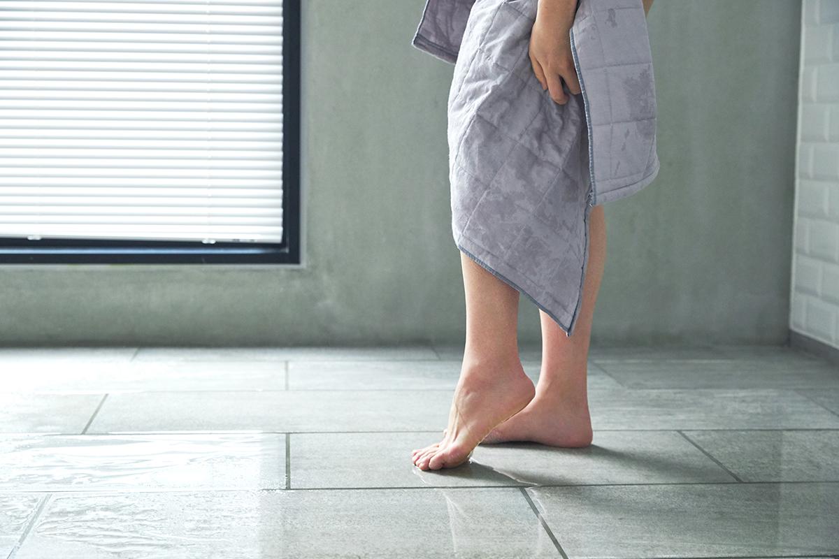 丁寧なものづくりから、繊維製品の国際安全基準「エコテックス規格100」で最高クラスの「Ⅰ」に認定されたタオル|YARN HOME UKIHA(ヤーンホーム ウキハ)