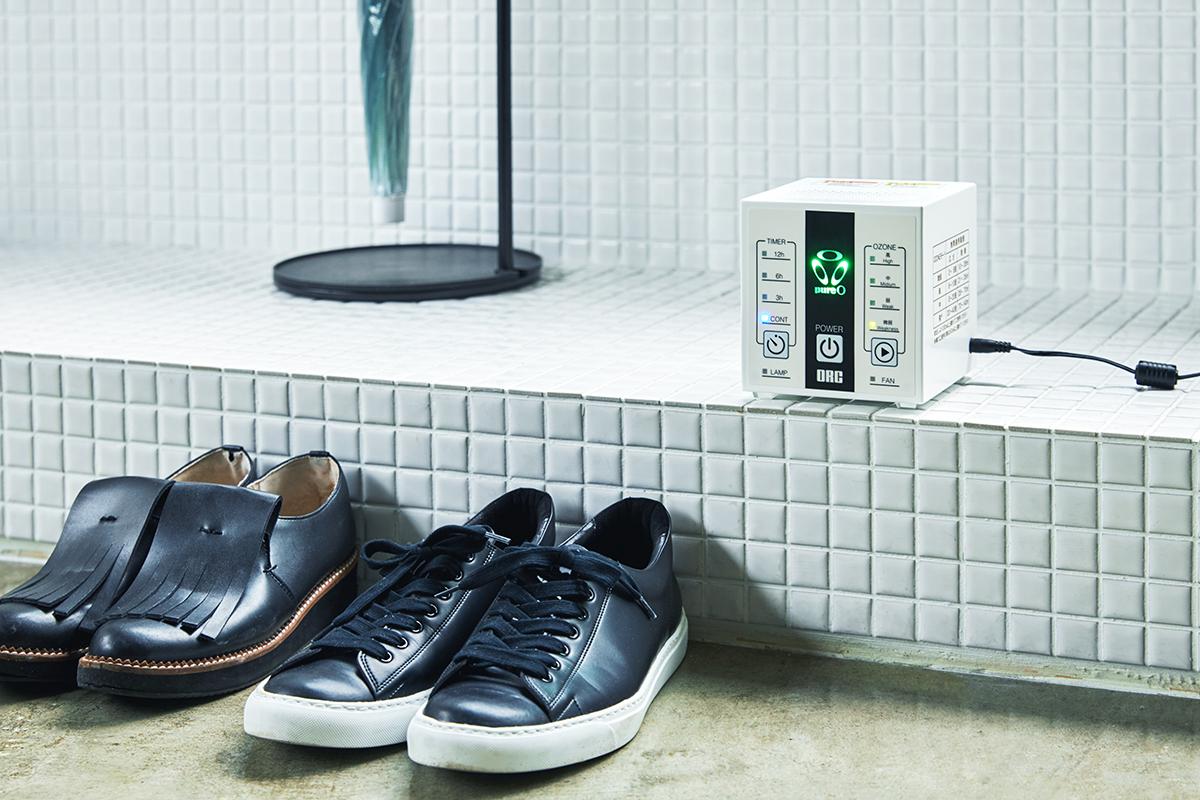 日本製の置き型式オゾン発生器『Airvenus mini』。家庭内、外出先の感染症対策と臭い対策のおすすめは、オゾン除菌・オゾン消臭。ウイルス・菌を分解、不活化させる「家庭用 オゾン発生器」