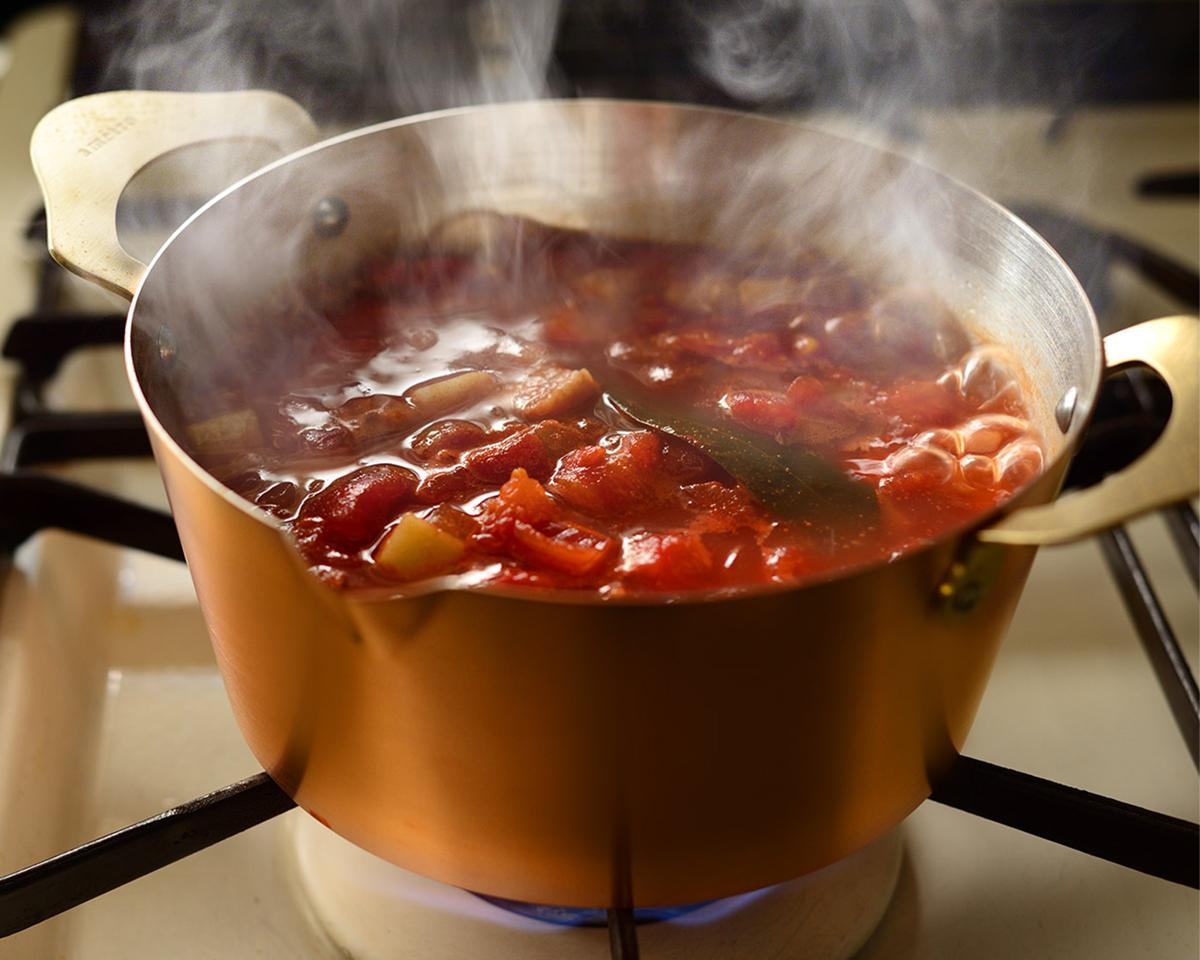 料理上手にしてくれる軽い銅のフライパン・卵焼き器・鍋|ameiro