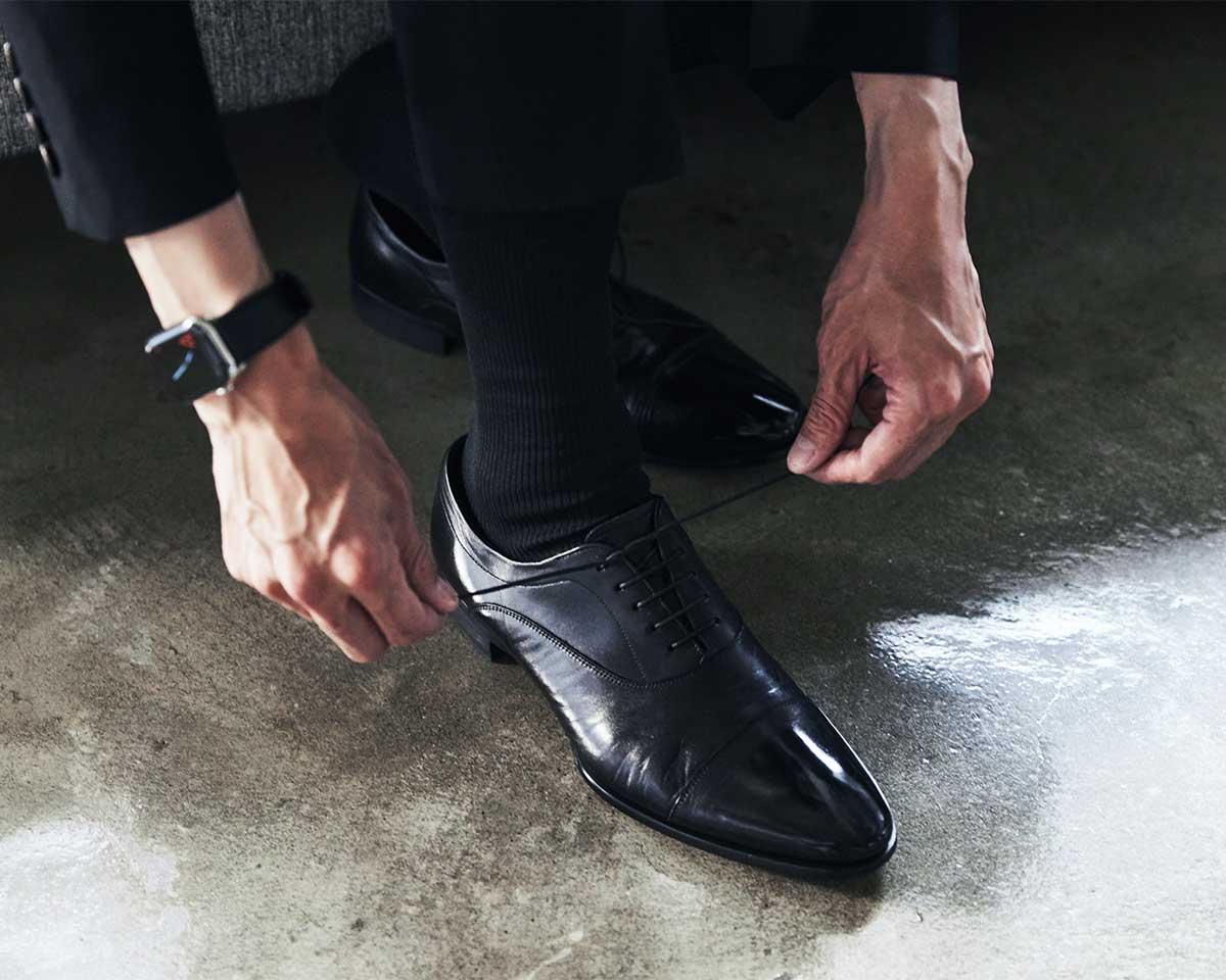 長時間歩いても、階段を上り下りしても、足をずっと気持ちよく包んでくれる。涼しい夏の靴下|消臭効果、サラサラ効果が続く、美濃和紙を使った和紙靴下・和紙ソックス