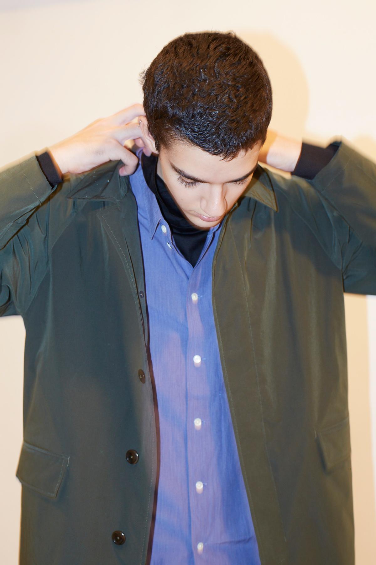 着るだけで2℃発熱して、その熱を保温してくれる。布ヒーターを使わなくても、秋冬のコートとして優秀なHEATIERコート|SANYOCOAT サンヨーコート(HEATIER)