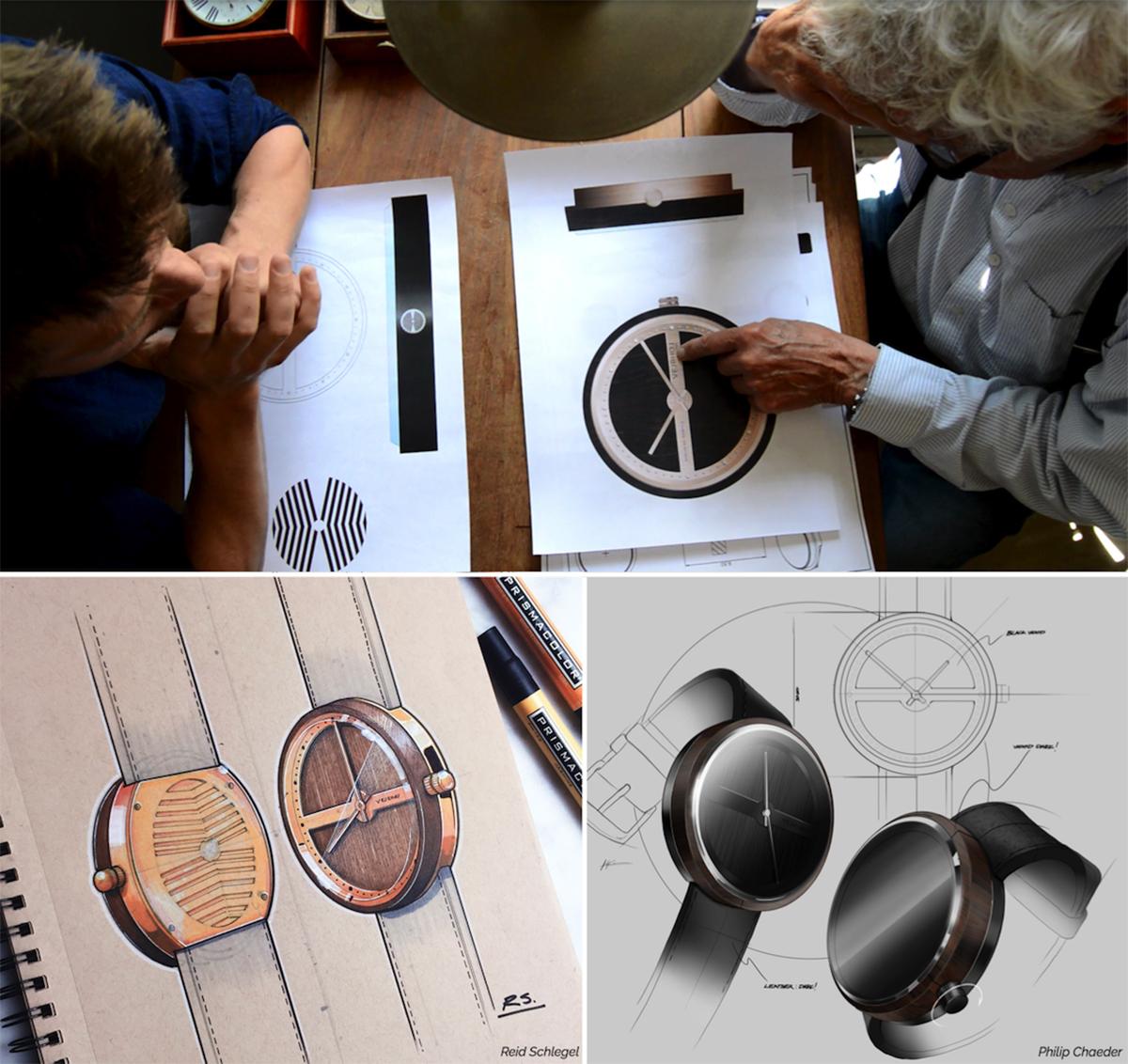 北欧デザインの原点「自然そのものを感じられる」腕時計|VEJRHØJ