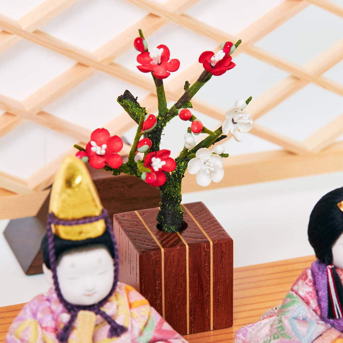 これからの時代を健やかに成長されていくお子さまのそばに、価値ある逸品|柿沼東光(経済産業大臣認定伝統工芸士)× 大沼 敦(工業デザイナー)によるモダンな雛人形