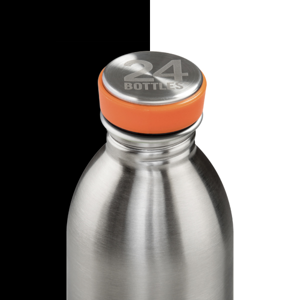 高品質な18-8ステンレス製だからサビに強くスープや炭酸水を入れてもOK「マイボトル・タンブラー・水筒」|24Bottles(トゥエンティーフォーボトルズ)』
